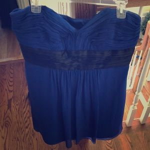 Laundry by Shelli Segal Strapless Dress
